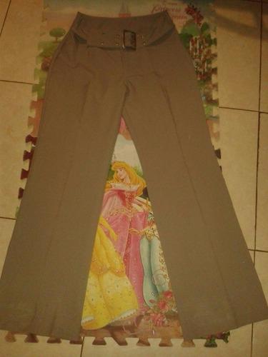 pantalon de vestir dama como nuevo