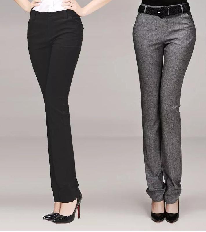 cf485c45db pantalon de vestir dama elegante casual oferta economico. Cargando zoom.