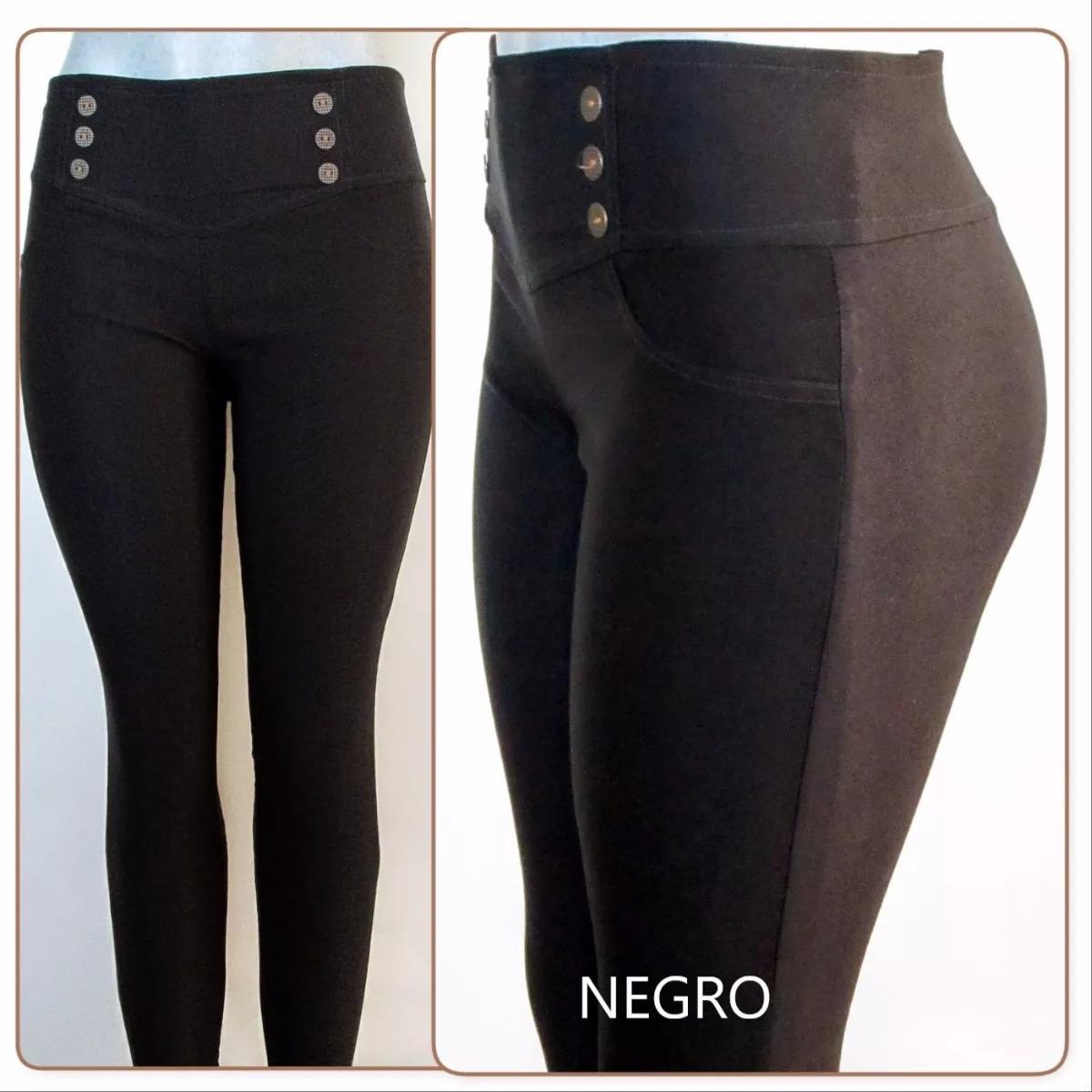 a265067033 vestir s talla leggins de pantalon de zoom dama Cargando negro p7q1F5x