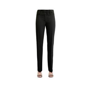 Pantalon De Vestir Elastizado Para Dama Uniforme Y De Vestir