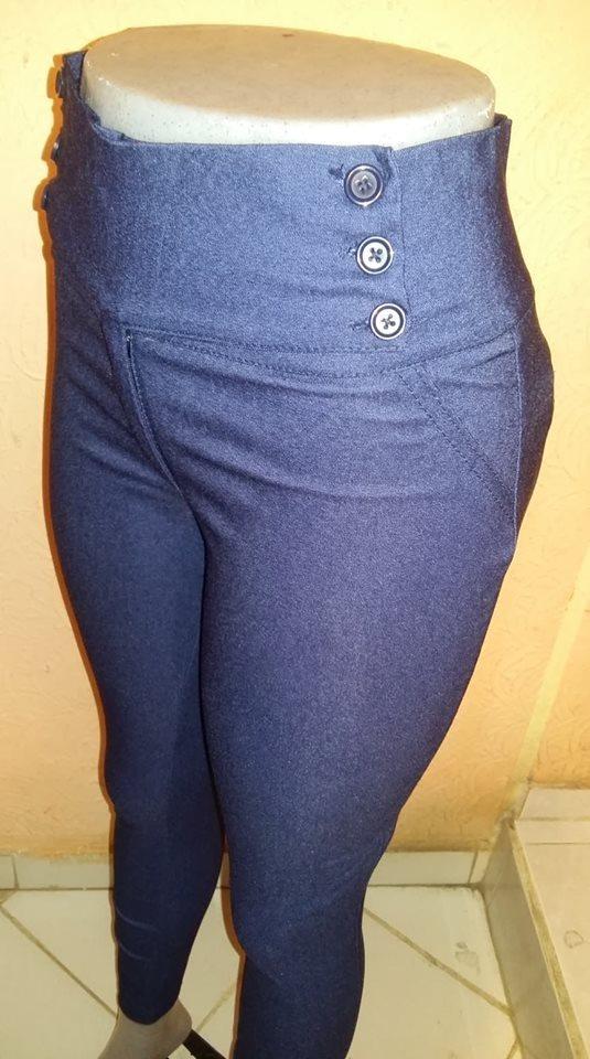 172be525d7 Pantalon De Vestir Entubado Para Dama Tipo Mezclilla -   295.00 en ...