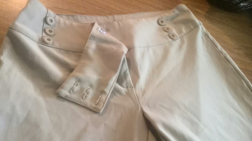 pantalón de vestir estrech