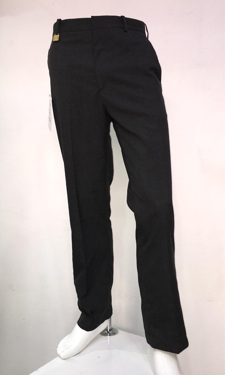74ee1e6588 Pantalón De Vestir Gris Oxford De Hombre -   429.00 en Mercado Libre