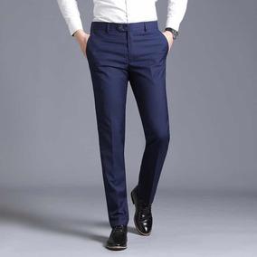 Pantalón De Vestir Hombre Formal Caballero