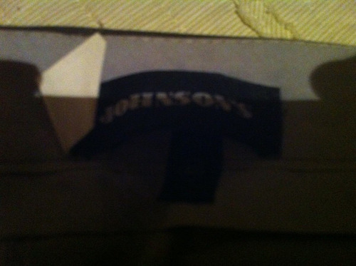 pantalon de vestir hombre jhonsons talla 46