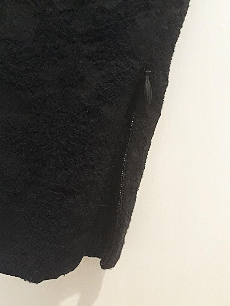 Negro Pantalon Vestir Morocco Bordado Zara Importado Cargando Zoom De  qx6wqYp d0e0626bd04
