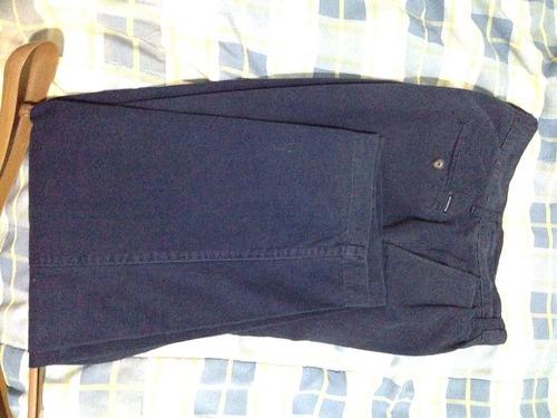 pantalón de vestir kevingston azul