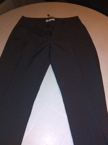 1557ae5444 Pantalones De Vestir Harrington Gris Ropa Indumentaria - Ropa ...