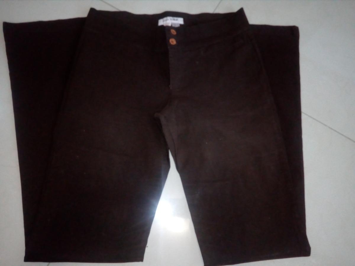 Pantalon Color De Vestir Zara Marron Marca Talla 10 Oscuro Bs wx7wPqvr ae302b01788