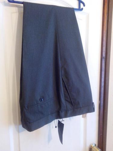 pantalon de vestir marca zara talla 46 nuevo
