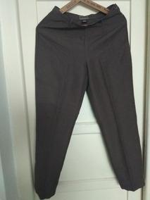 d57bc3acdf Pantalon De Vestir Blanco Hombre - Ropa