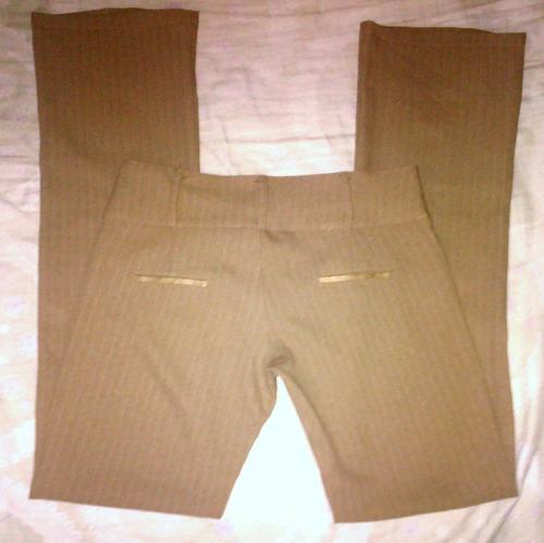 pantalon de vestir para  dama talla s