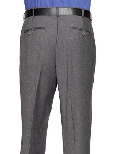 e863a3b78cfd29 Pantalon De Vestir Rgm Para Hombre Slim Fit Moderno De Frent ...