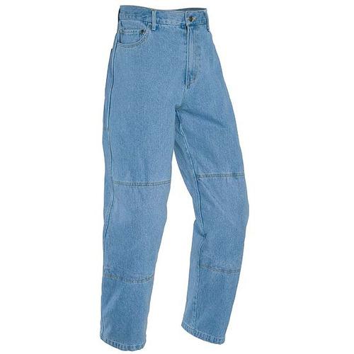 pantalón denim cortech dsx clasico azul 30x34