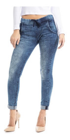 Denizen® Mujer Pantalón Azul Jogger Beauty OPkZXiu