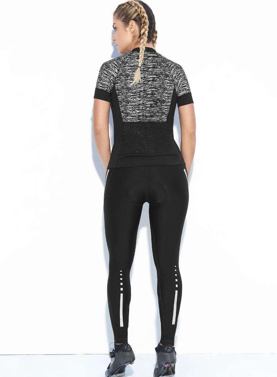 08bcd4227fc21 pantalon deportivo ciclismo mujer negro licras dama pb-39033. Cargando zoom.