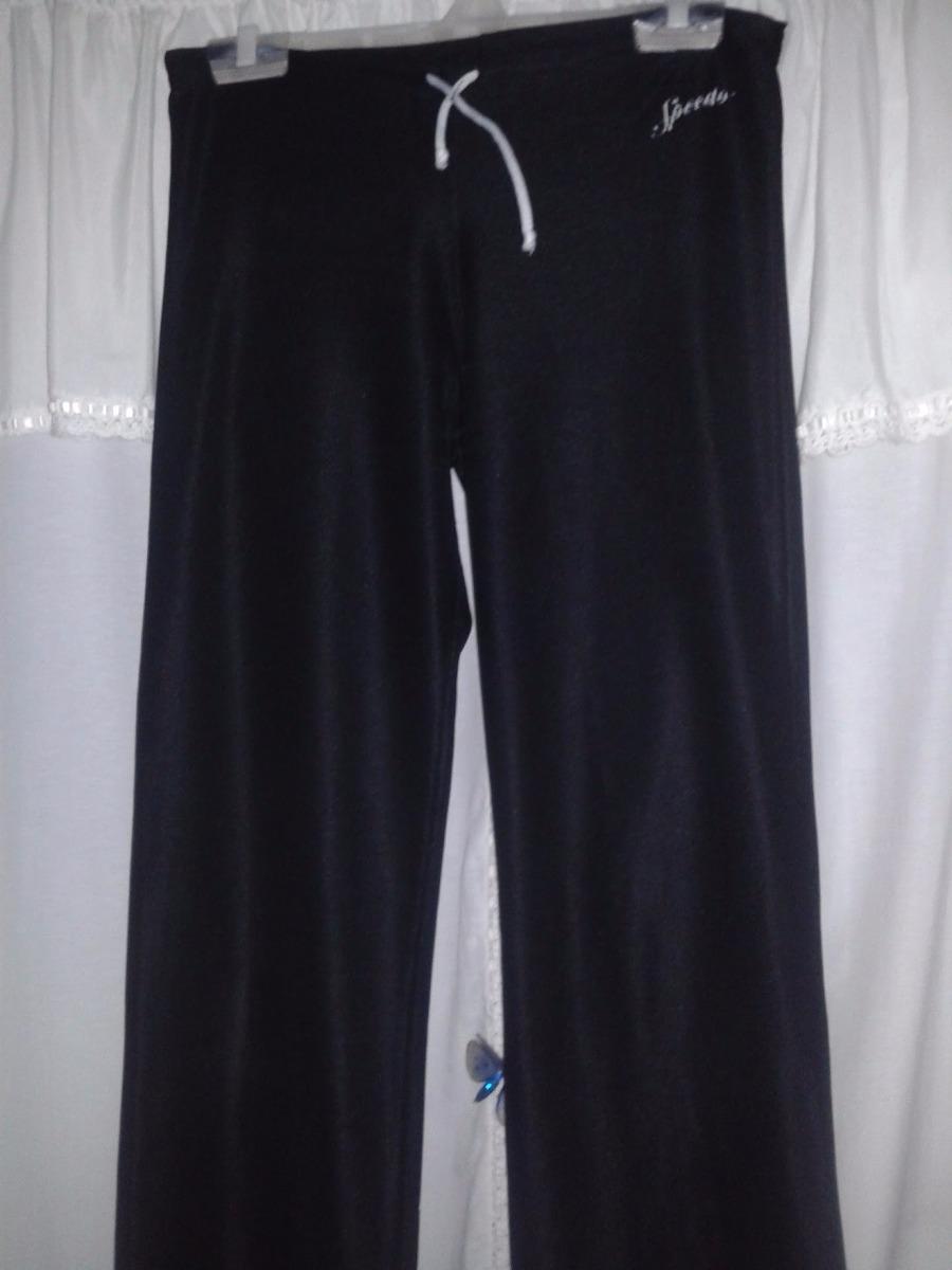 pantalon deportivo jogging negro speedo mujer talle small. Cargando zoom. 9483499fd32e