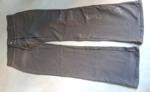 pantalon deportivo mujer -import. u.s.a.-t.l. color marron