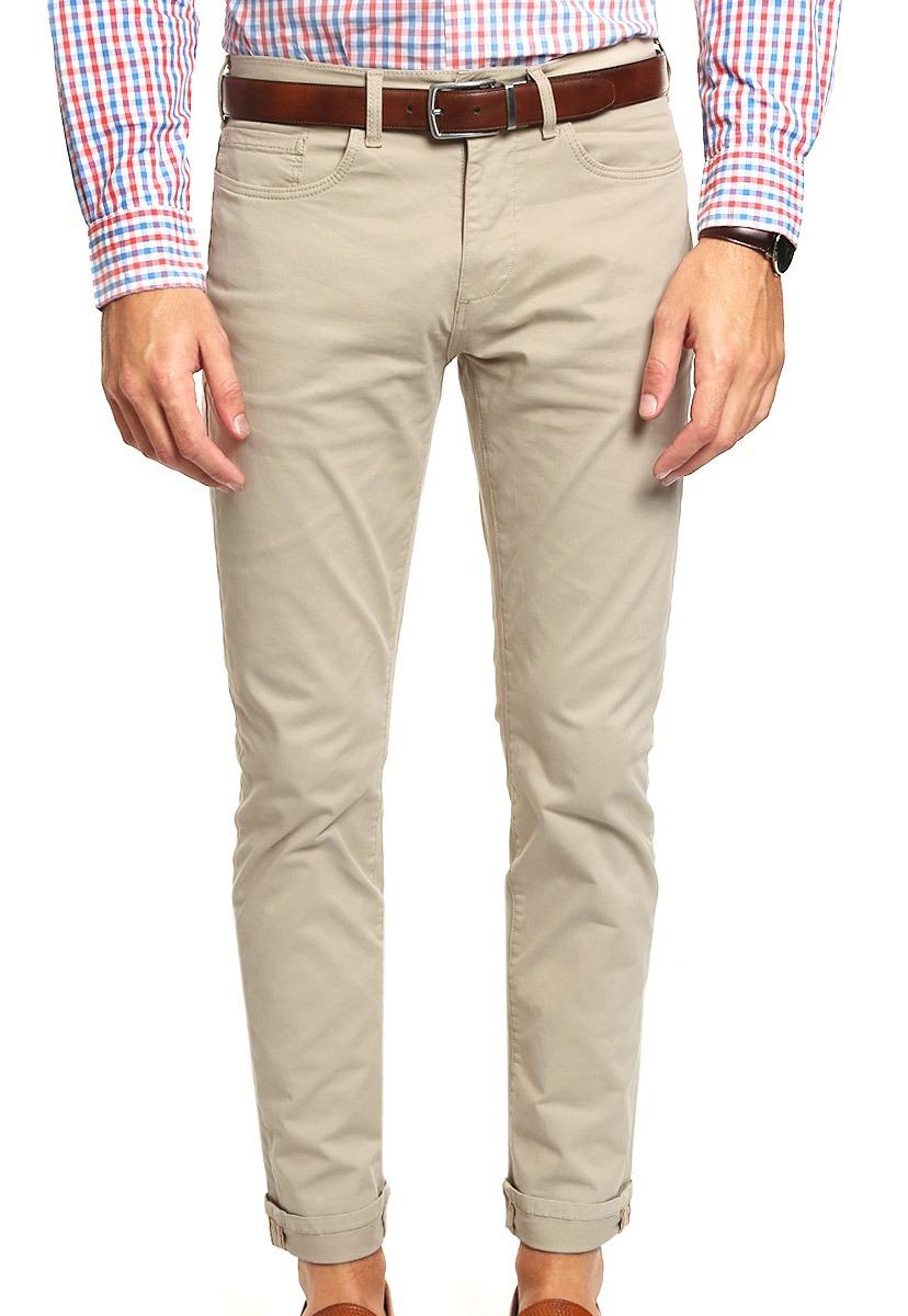 7722bde139 pantalón dockers hombre the jeans cut beige 40×32 caballero. Cargando zoom.