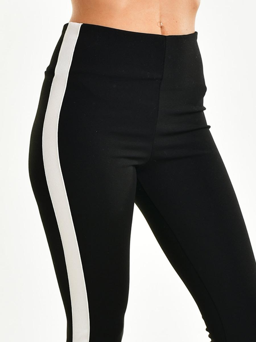 5d52b7cb3 pantalón elastizado mujer bandas laterales ultimas unidades. Cargando zoom.