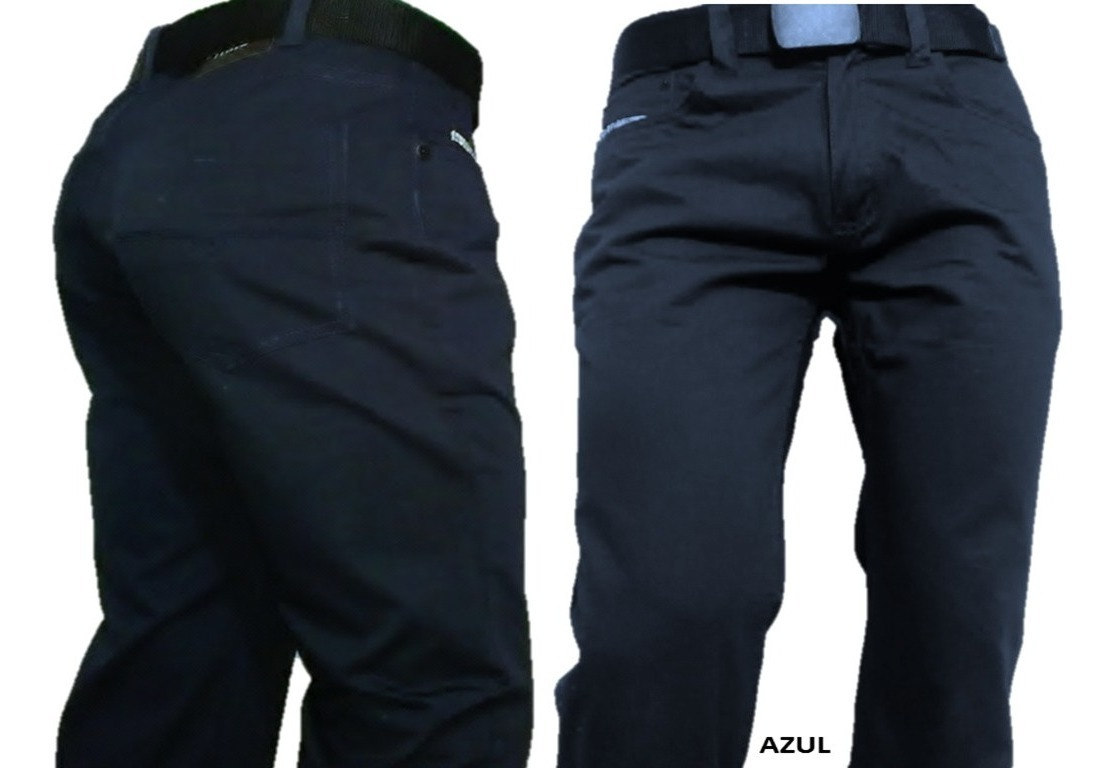 Pantalon En Dril Clásico Para Hombre 2x 98.000 - $ 98.000 ...