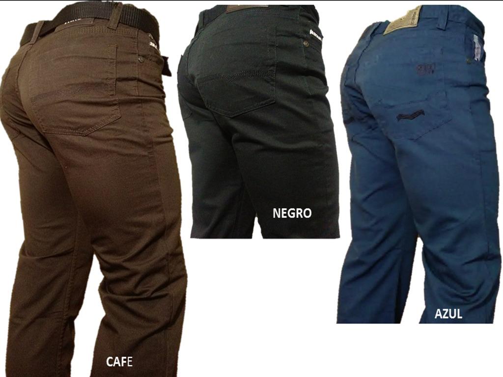 569dbad95b Pantalon En Dril Clásico Para Hombre 2x 98.000 -   98.000 en Mercado ...