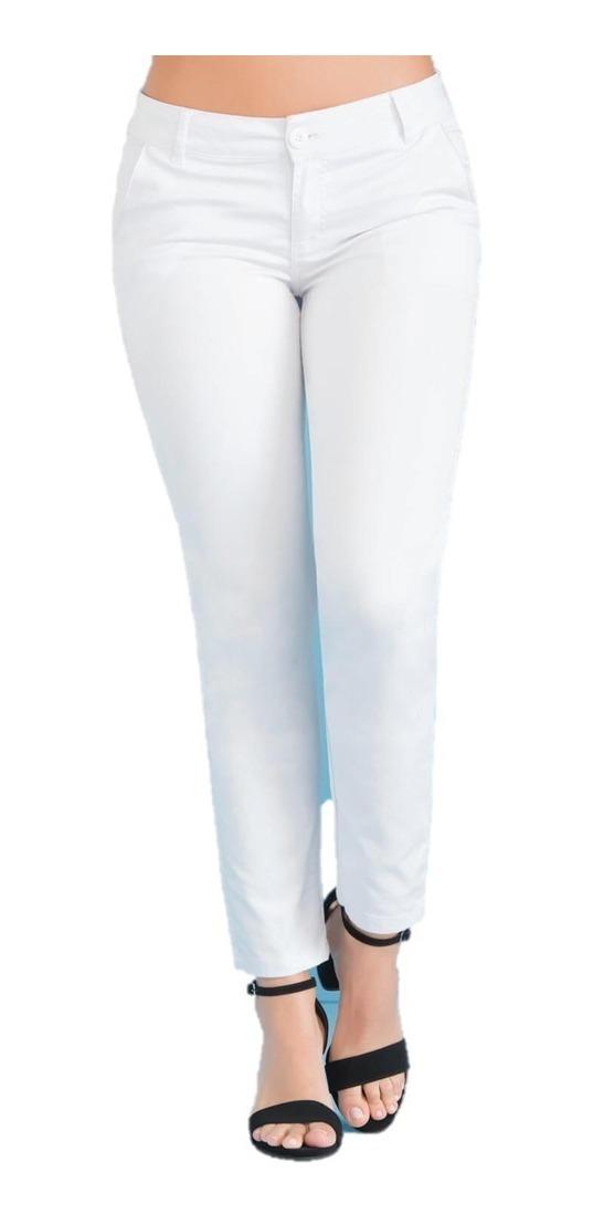 Tiendadelabad Pantalon En Drill Strech Femenino Dama Mujer Ae05 95 000