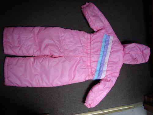 pantalon enterizo con forro talla 3t (m) made in korea nuevo
