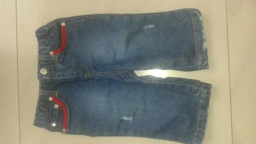 pantalon epk de jeans talla 6 meses como nuevo