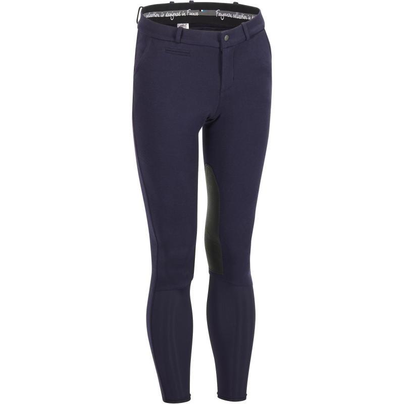 Cargando equitación zoom hombre br340 azul pantalón adherentes badanas  YdR0wa 6d43308a5d2d