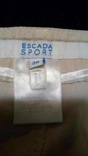 pantalon escada sport talla 38