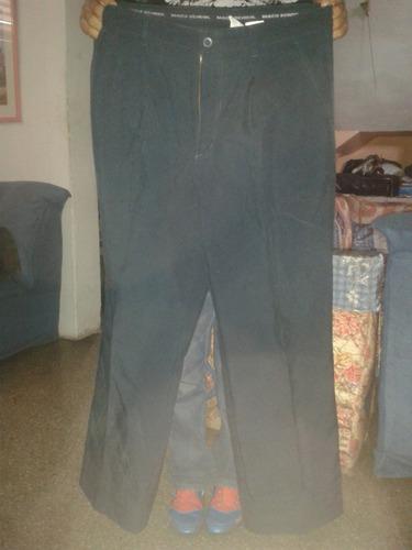pantalon escolar de gabardina talla 32