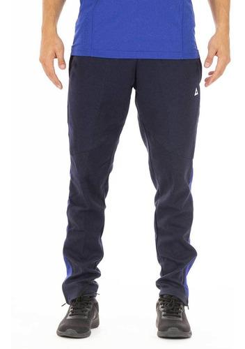 pantalon ess bbr slim no1 azul hombre le coq sportif