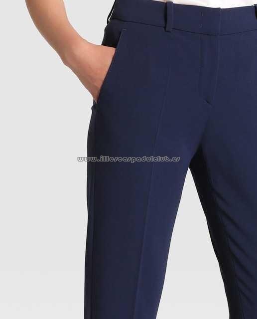 gran descuento d9f7f b5289 Pantalon Formal, Azul Marino Para Dama - $ 126.00