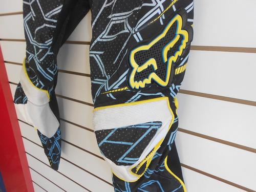 pantalon fox platinum cross y enduro talle 32 nuevo