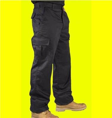 pantalón gabardina cargo uniformes sublimación, serigrafía