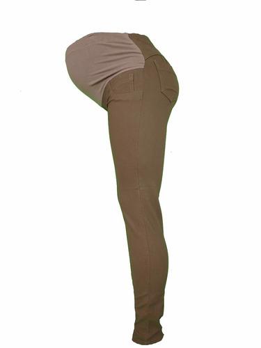 pantalón gabardina de maternidad embarazo ropa de maternidad