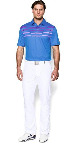 pantalon golf under armour match play taper