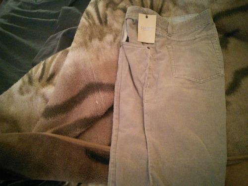 pantalon gues nuevo hombre cordery talle l