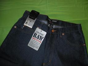 f32897f1 Pantalon Guess Jeans Dama Talla 30 Made In Usa