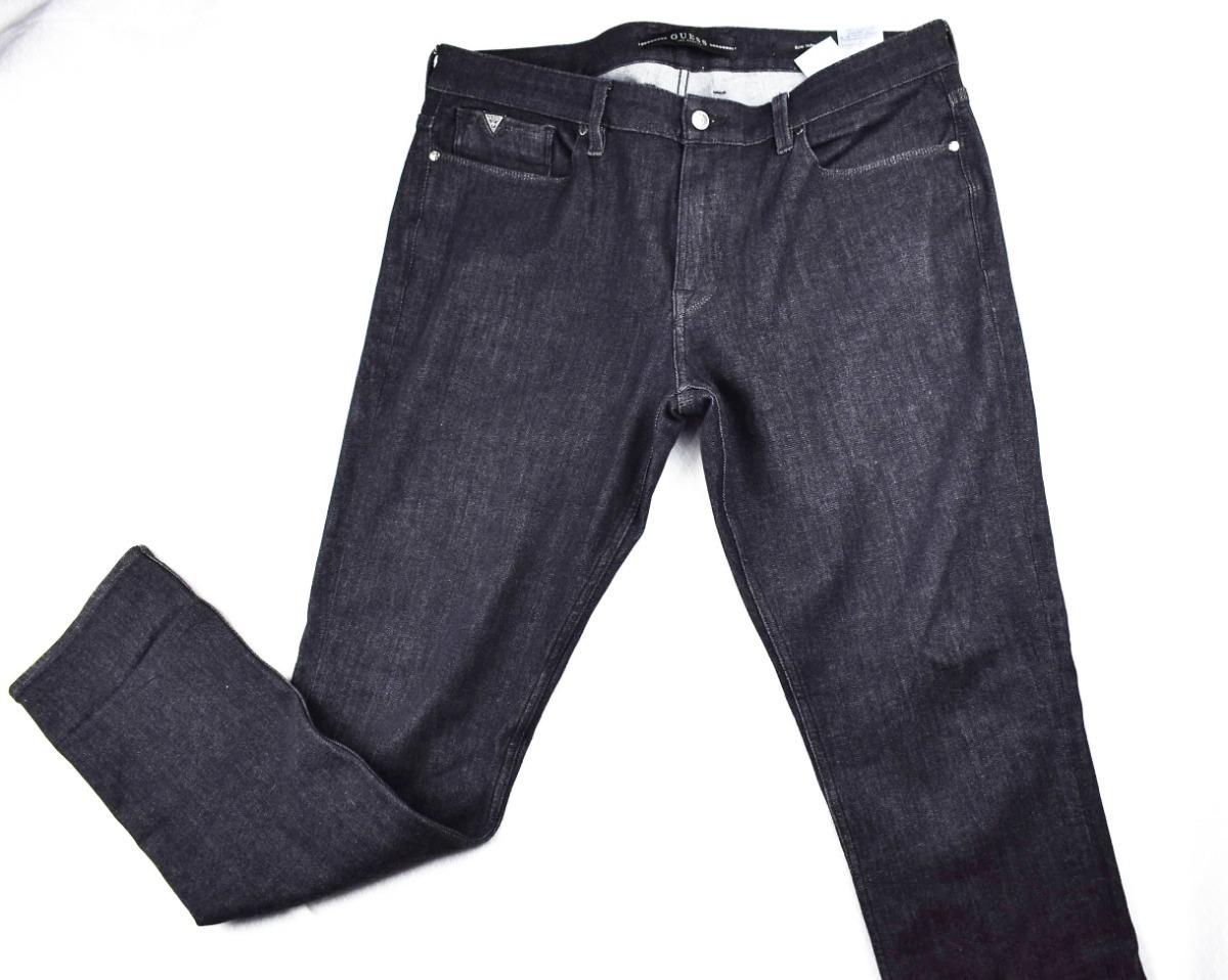 23dc49fc5 Pantalon Guess Negro Para Hombre Talla 36 -   350.00 en Mercado Libre