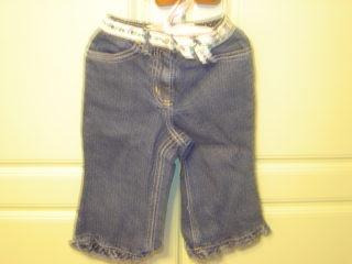 pantalon gymboree mezclilla talla 18 a 24 meses