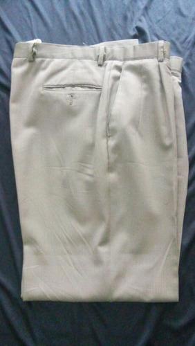 pantalón hombre 100% lana