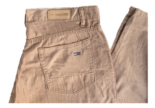 pantalón hombre canvas pack x 2 - talle 38 al 54