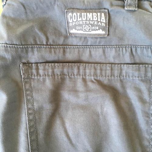 pantalón hombre columbia