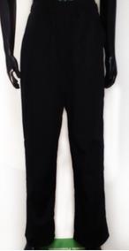 Pantalón Hombre De Vestir Negro
