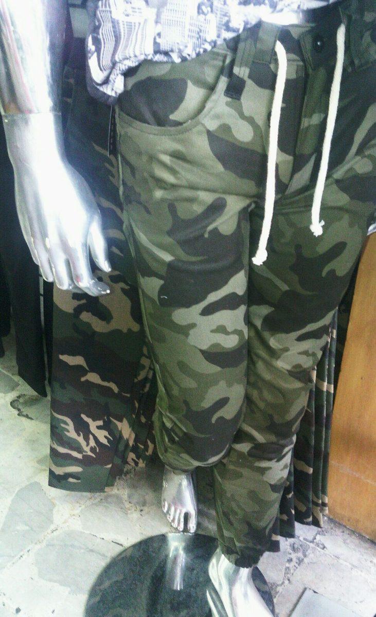 a6e5fbe53e Pantalon Hombre Estilo Militar Verde Seco Moda -   499.00 en Mercado ...