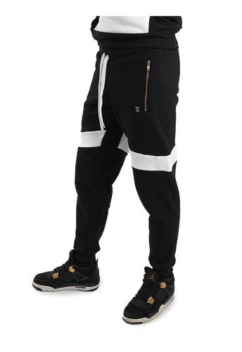 pantalon hombre frisa negro iconic billionz - 4121