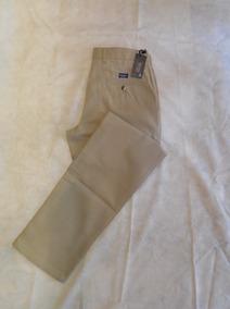6e9e85b4ea Pantalon De Vestir Corte Recto Hombre - Pantalones Otras Marcas de ...