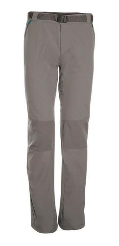 pantalón hombre outdoor escalada elasticado reforzado